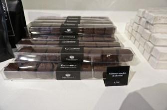 Pierre Marcoloni's addictive chocolate covered marshmallows.