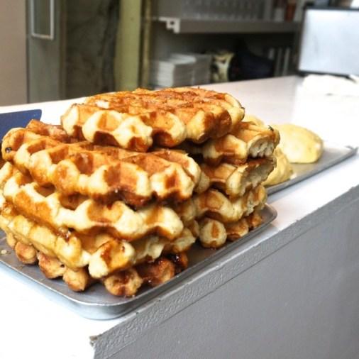 belgian waffle brussels
