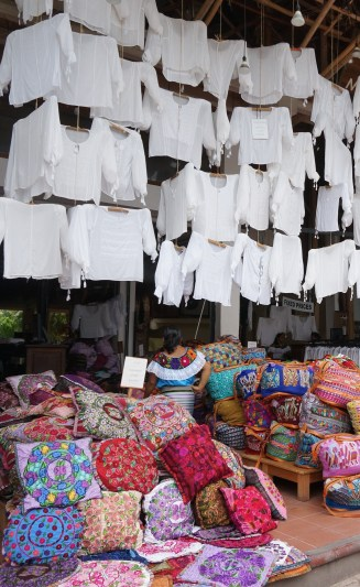Playa Del Carmen Shopping Textiles