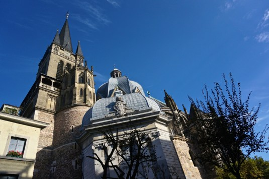 aachen germany cathedral architecture