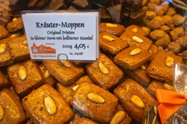 Printen gingerbread from Aachen.