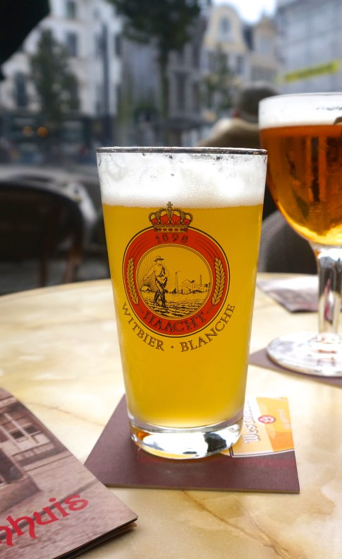 Shopping Belgian Beer In Brussels Belgium