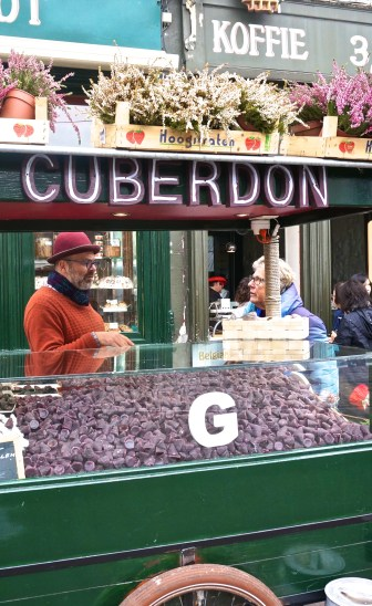 Cuberdons Belgium Brussels