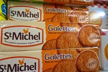 French Supermarket Souvenir Monoprix Cookies