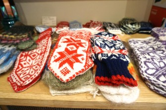 Swedish Wool Mitten Nyc