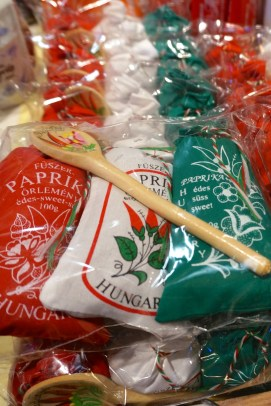 Budapest Central Market Hall Souvenirs Hungarian Paprika Gift Set