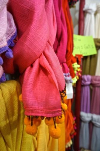 Best Thai Souvenirs Shopping Bangkok Jj Chatuchak Market Silk Scarves