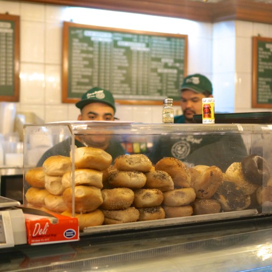Bagel Counter Essa Nyc