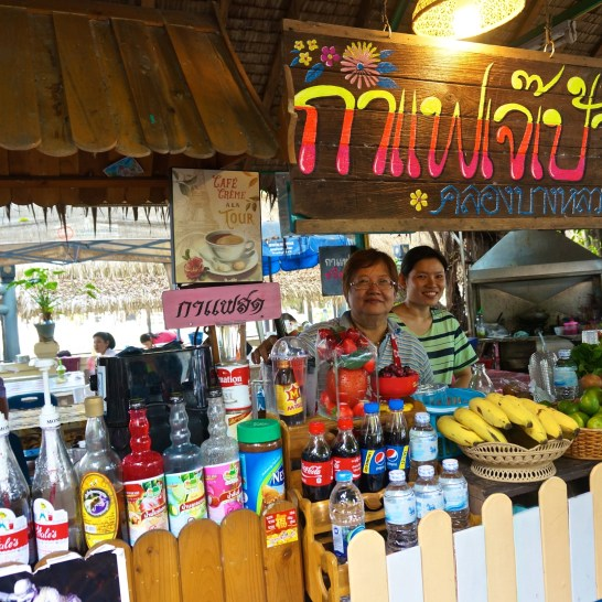 Bangkok Klhong Bang Luang Artist Village Thailand Crafts