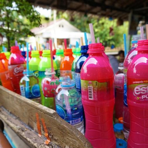 Bangkok Klhong Bang Luang Artist Village Thailand Drinks Lunch Tea
