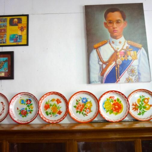 Bangok Vintage Shopping Antiques Bangkok Klhong Bang Luang Artist Village Thailand