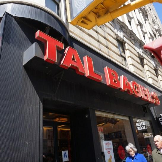 Tal Bagels Nyc Upper East Side Flat Bagl