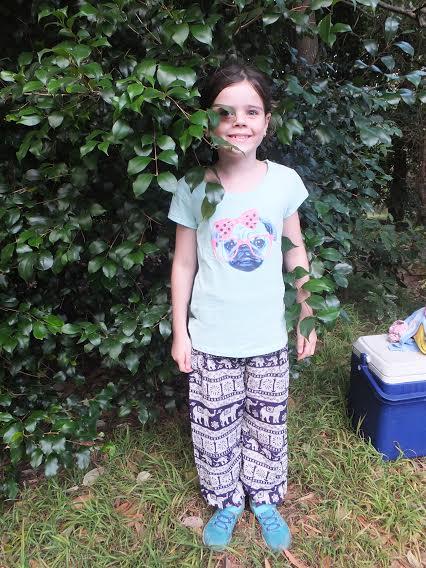 kids thai elephant pants