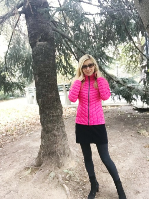 Review: women's best slim puffer coat, North Face Thermoball
