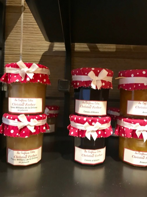 One of the best French souvenirs-- Christine Ferber jam.