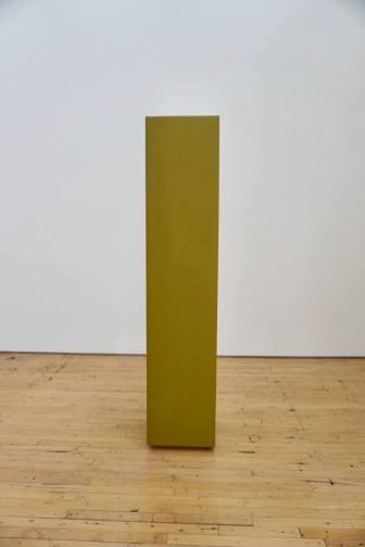 Pith, Anne Truitt, 1969 (DIA Beacon).