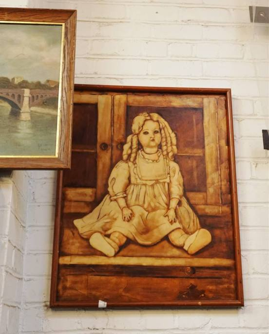Some unique art for your walls at Mother of Junk.
