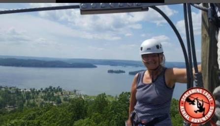 guntersville ziplining alabama