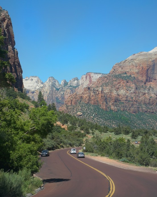 scenic drive zion national park utah best instagram photos