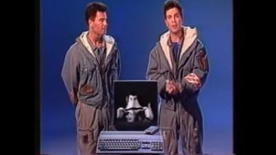 Igor et Grichka Amiga 500