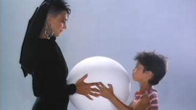 Jeanne Mas - L'enfant