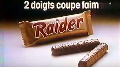 Raider 2 doigts coupe faim