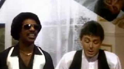 Stevie Wonder & Paul McCartney - Ebony and Ivory
