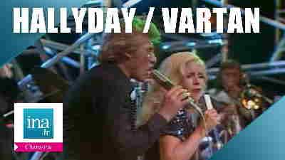 Johnny Hallyday et Sylvie Vartan – Da dou ron ron – 1963