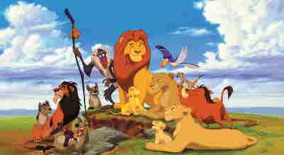 Le Roi Lion – L'Histoire de la Vie – 1994 (Walt Disney)