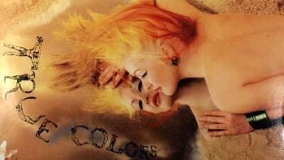 Cyndi Lauper - True Colors vignette