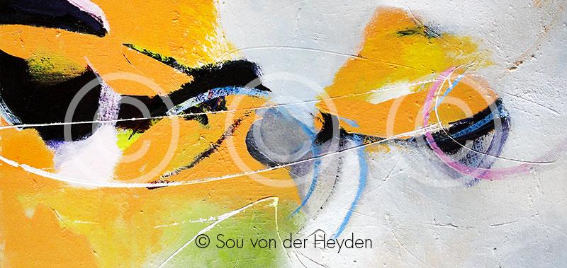 Sou von der Heyden Acrylbild 5