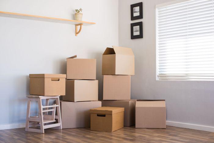 4 coisas para fazer antes de mudar para o imóvel alugado