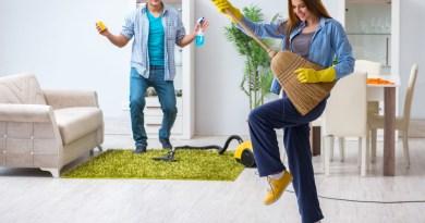 cuidar da casa e da mente no distanciamento social