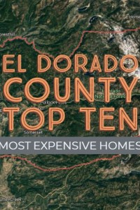 Top 10 Most Expensive El Dorado County Homes Sold In 2018