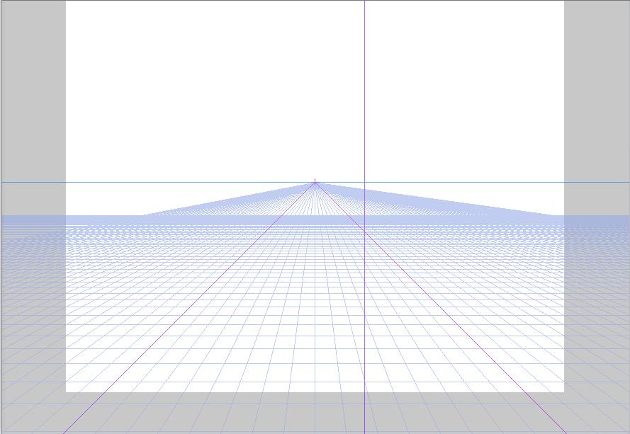 クリスタ 楕円 パース1