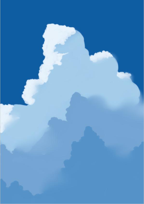 雲の描き方22