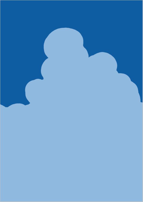 雲の描き方11