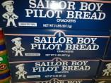 pilot bread sailor boy