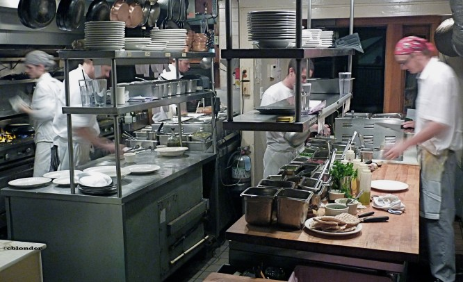 street and company kitchen