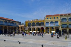 Plaza Vieja, which dates to 1559