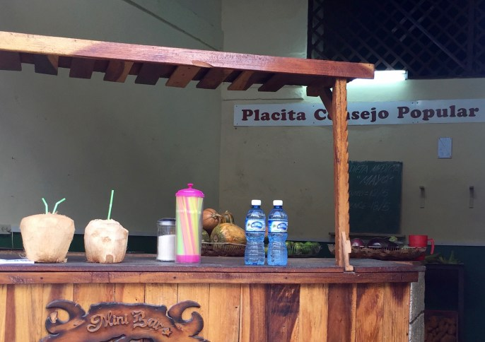 a typical fruit bar