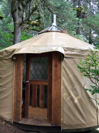 Tutka Bay Yurt