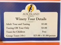 Tours are a big seller in season