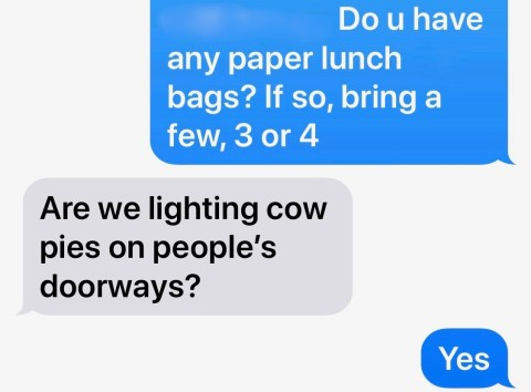 heady text exchanges