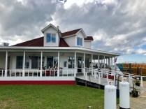 The Bayside Inn restaurant