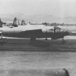The 319th took off six planes abreast, which saved a lot of fuel