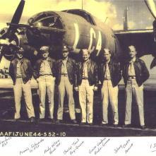 Don Treadwell's crew
