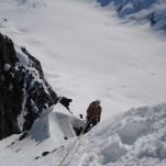 Early Winter Spire, Alaska Range