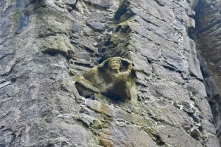 A gargoyle in Magnus