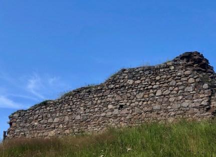 Castle Roy ruins